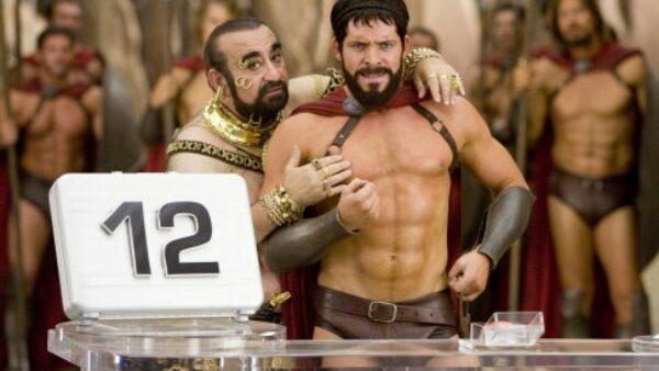 parody movie Meet The Spartans 2008