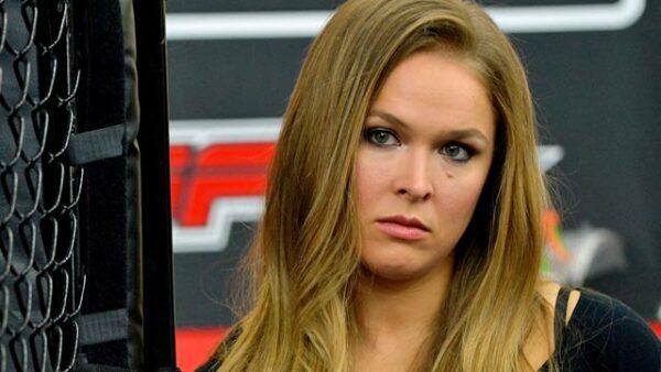 Ronda Rousey Martial Artist