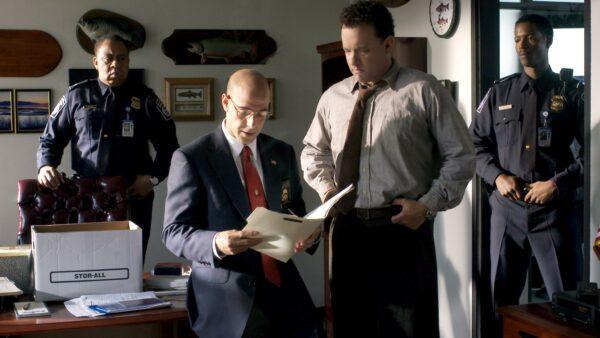 The Terminal 2004 Tom Hanks Movie