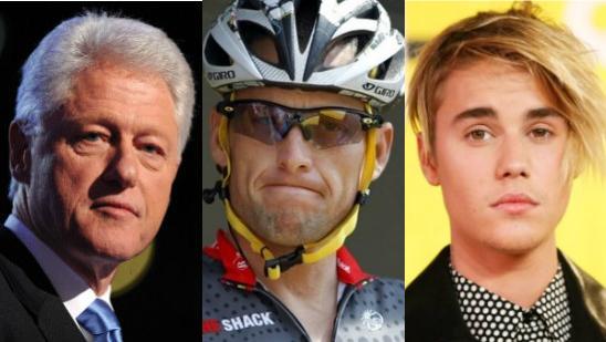 15 biggest lies told by celebrities
