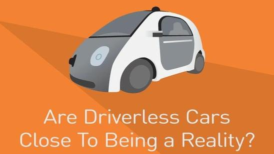 The Future of Driverless Cars [Infographic]