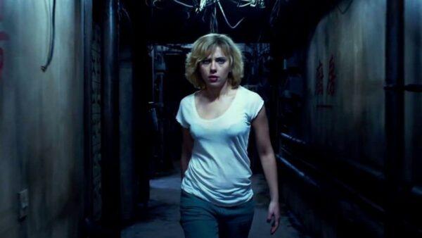 Lucy scarlett johansson list of movies