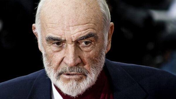 Sean Connery Senior Actor