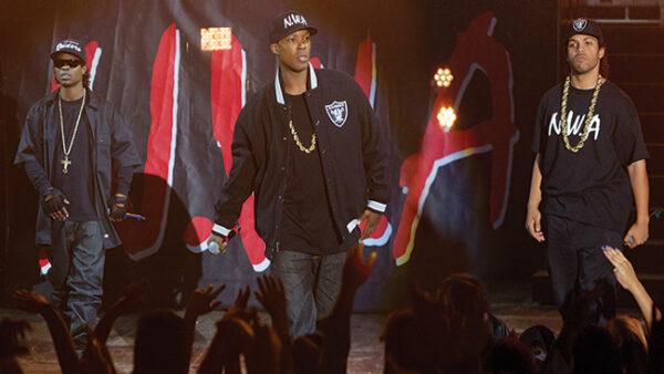 Straight Outta Compton 2014 Movie