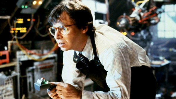The Canadian Actor Rick Moranis