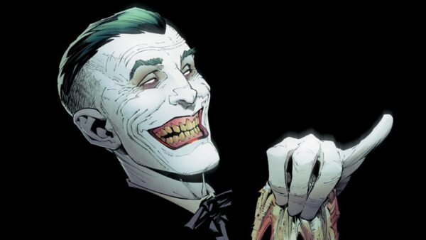 The Joker Super Powered Vamp