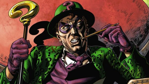 Realistic Batman Villain The Riddler