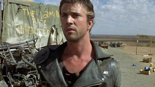 mad max trilogy mel gibson