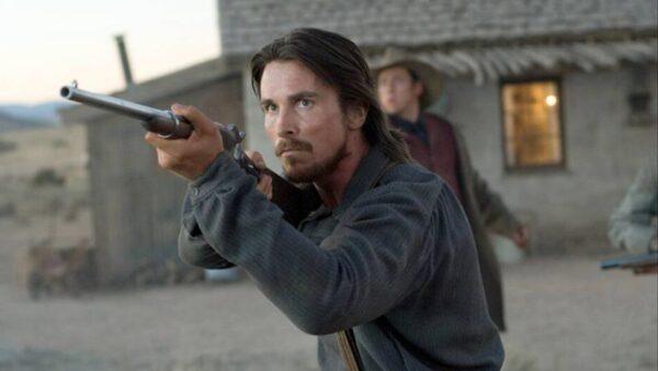 Christian Bale 3:10 to Yuma (2007)