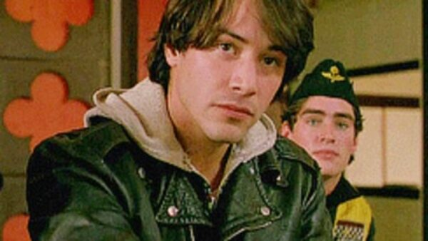 Keanu Reeves Movie My Own Private Idaho 1991