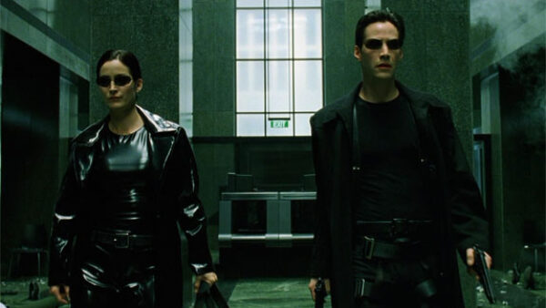 Keanu Reeves in The Matrix 1999