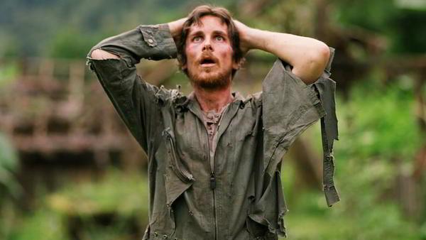 Christian Bale Rescue Dawn (2006)