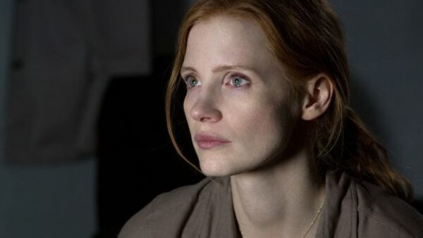 Jessica Chastain in Interstellar 2014