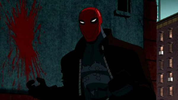 Red Hood Dc Animation