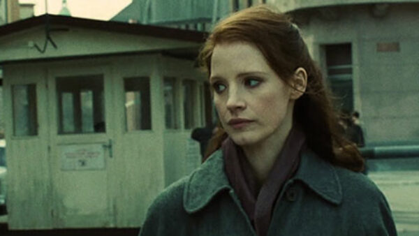 The Debt 2010 Jessica Chastain Film