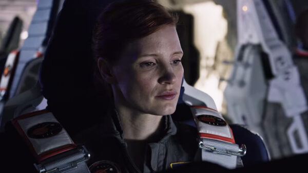 Jessica Chastain in The Martian 2015