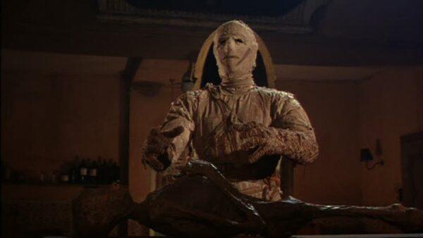 The Mummys Shroud 1967