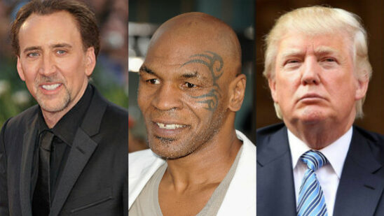 15 Celebrities Who Went Bankrupt