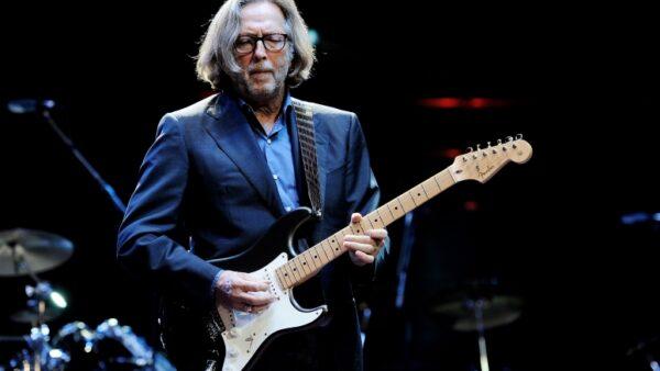 Eric Clapton The Singer