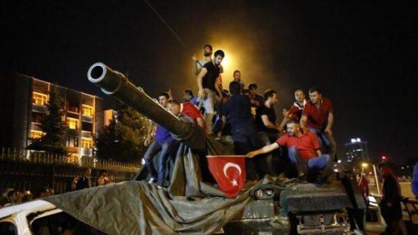 Failed Turkish Coup d'état