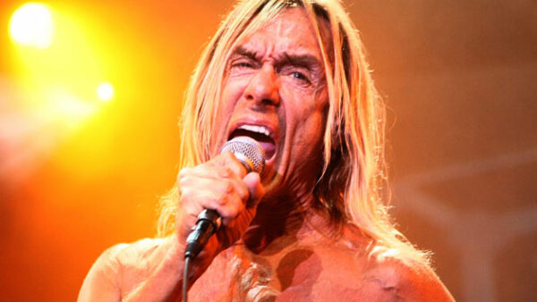 Iggy Pop The Singer