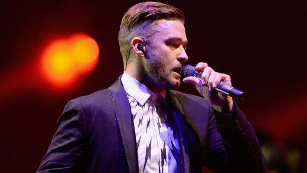 Justin Timberlake The Singer