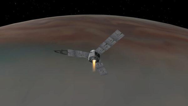 NASAs Juno Spacecraft Mission