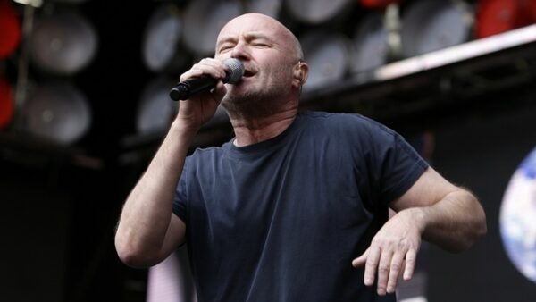 Phil Collins Singer