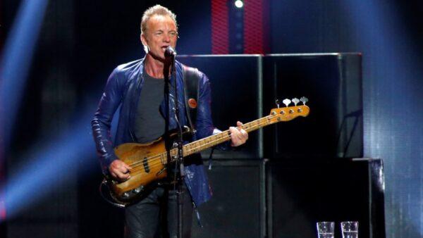 Sting Solo Singer
