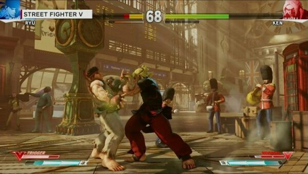 Street Fighter V Video Game