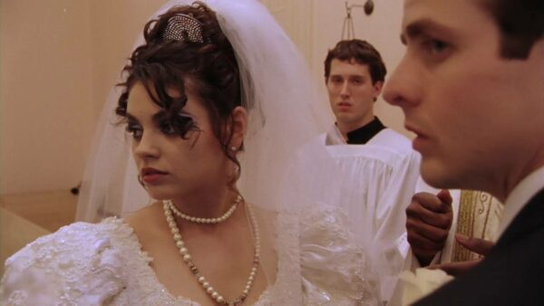 Mila Kunis in Tony n Tinas Wedding 2004