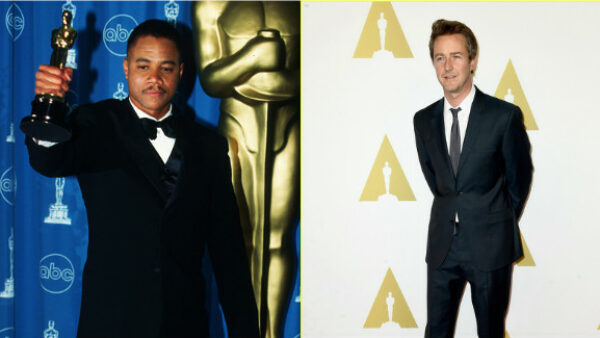 Cuba Gooding Jr Beats Edward Norton