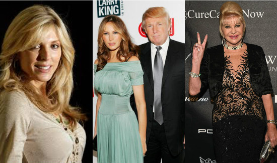 Donald Trump Married Three Times