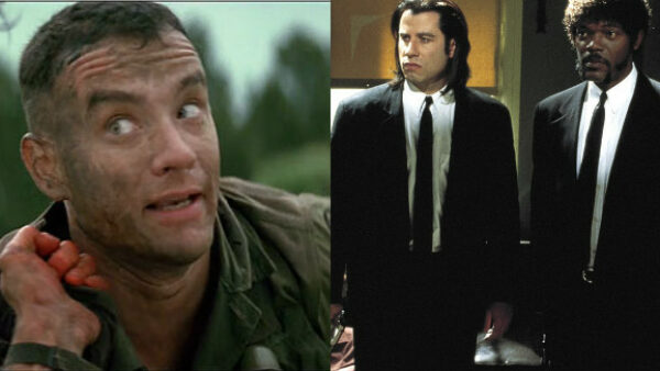 Forrest Gump Beats Pulp Fiction