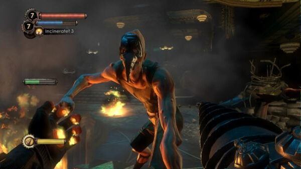 BioShock The Collection Gameplay