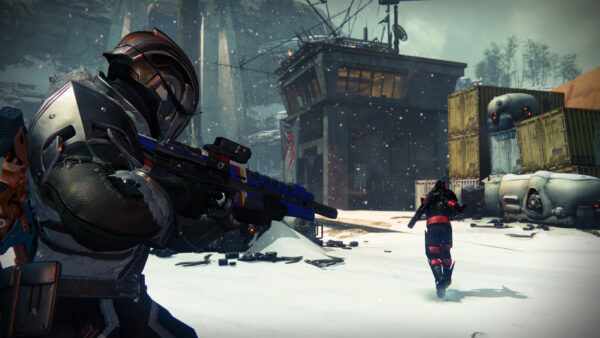 Destiny Rise of Iron Game