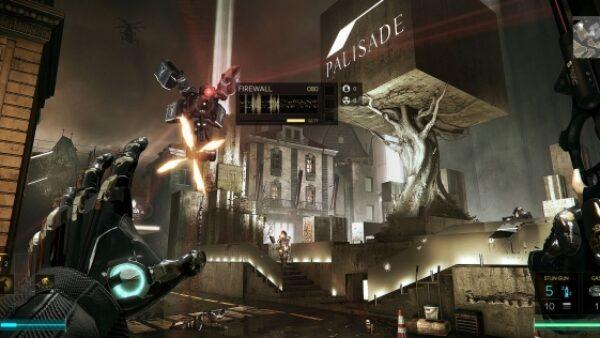 Deus Ex Mankind Divided Gameplay 1