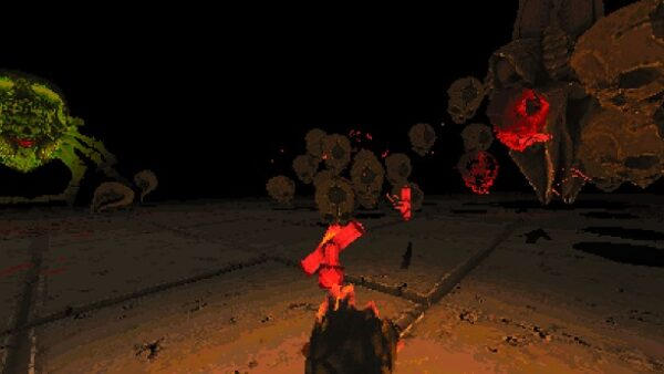 Devil Daggers Gameplay