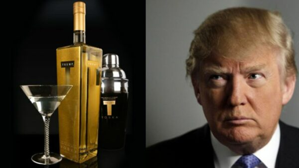 Trump Does not Drink