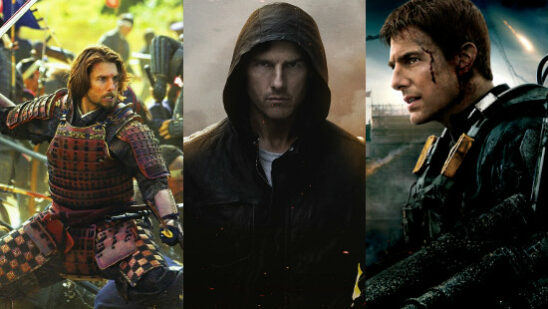 15 Best Tom Cruise Movies of all Time