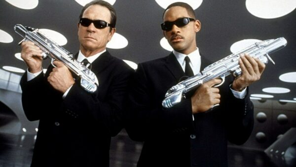 Men in Black 1997 Will Smith