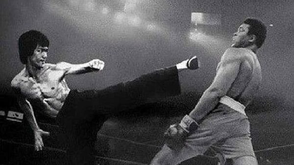 Bruce Lee Thought Muhammad Ali Would Kill Him in a Fight