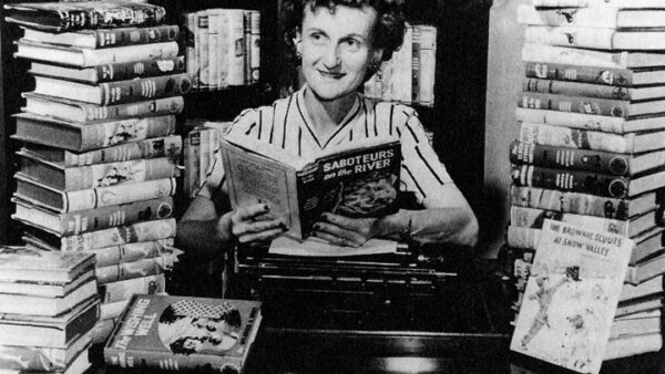 Carolyn Keene Writer