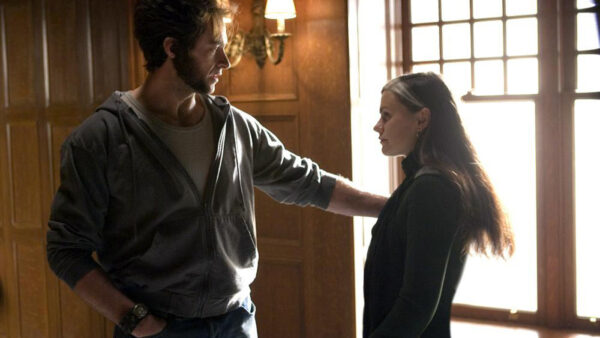 Best Wolverine Movie Moment Comforting Rogue