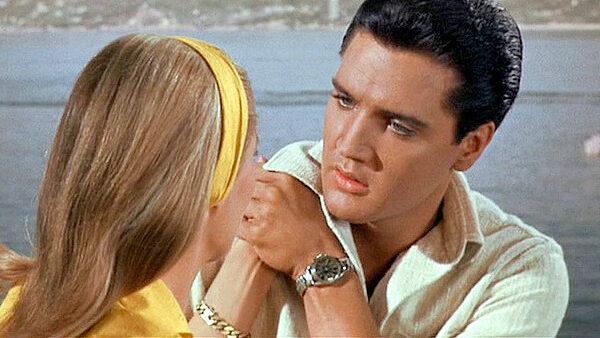 Elvis Presley singers who are actors