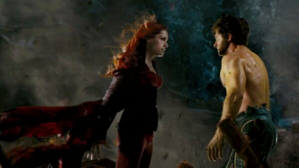 Killing Jean Grey in X-Men The Last Stand