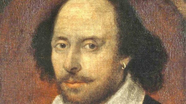 Poet William Shakespeare