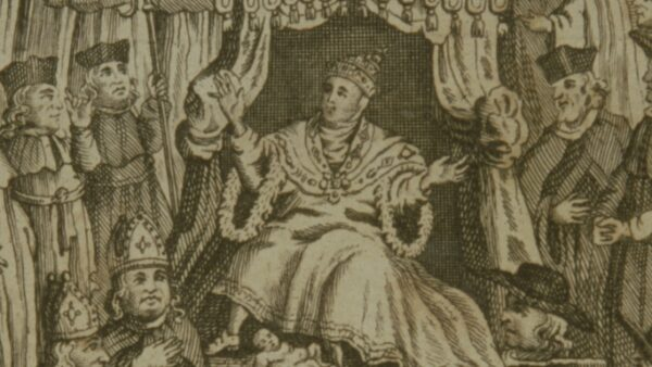 Famous People Who Never Existed Pope Joan