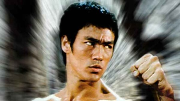 Bruce Lee was Too Fast for Cameras