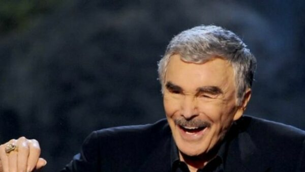 Burt Reynolds Hollywood Star